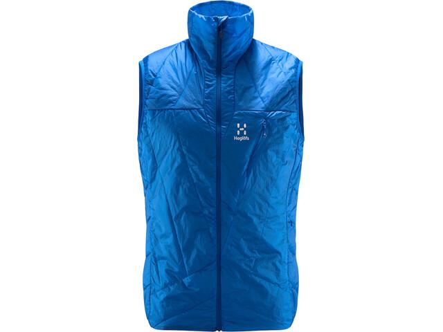 Haglöfs L.I.M Barrier Vest Heren, blauw